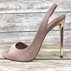 Shoes: Size-8.5, Heel-5""